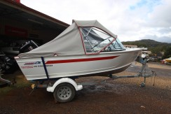 Brooker 410 Fisherman   Price Reduction!
