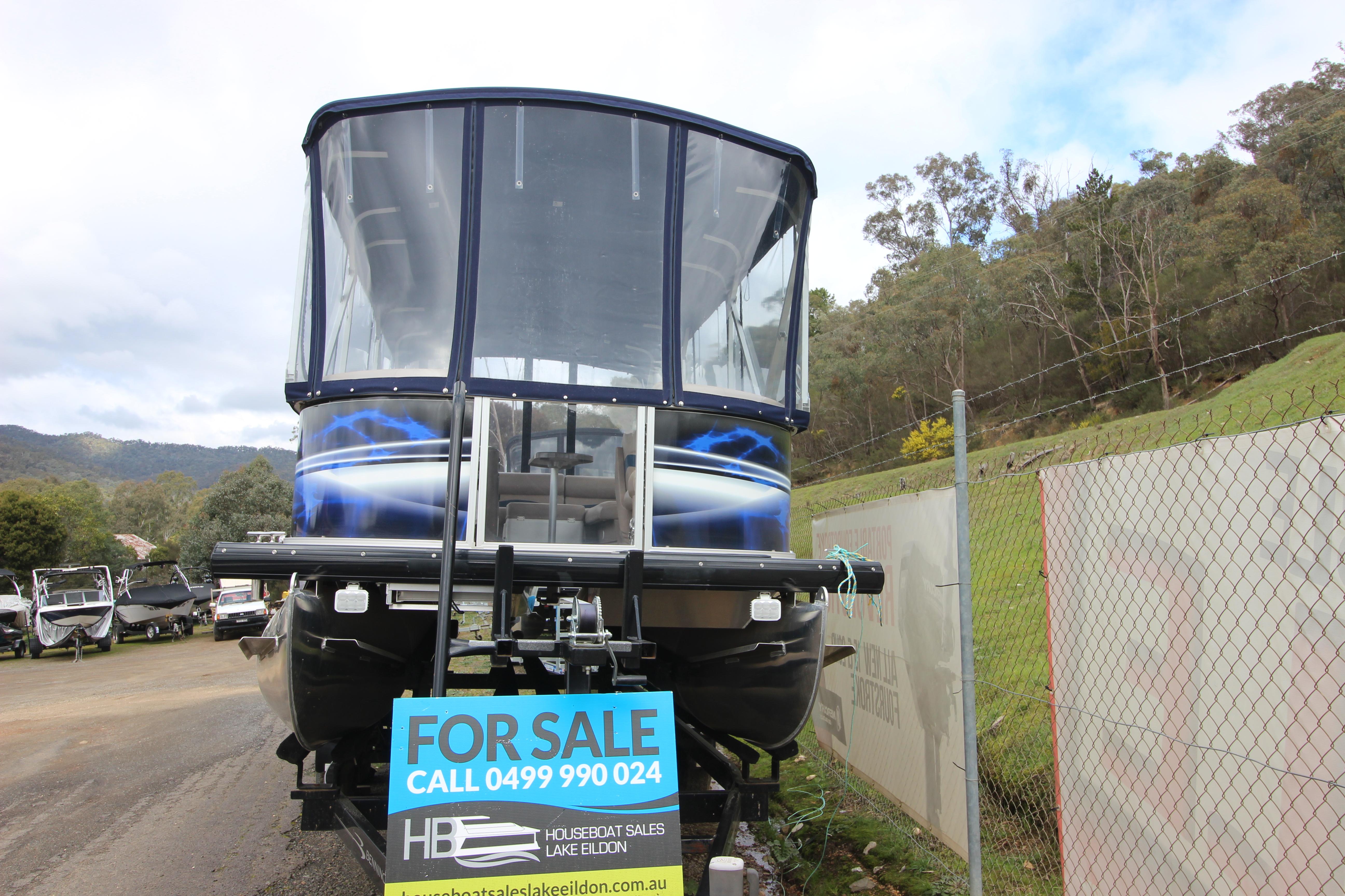 Runaway Bay Pontoon Boat $82,500 Brand New